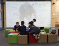 Creative environment for learning at Northern Beaches Christian School, Sydney