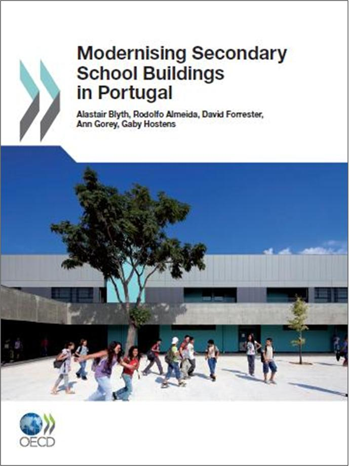 g. OECD CELE Report into Portugal's Secondary School Building Modernising Programme. (2009-12) Click here…