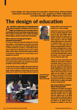 The Design of Education (2012) – download here
