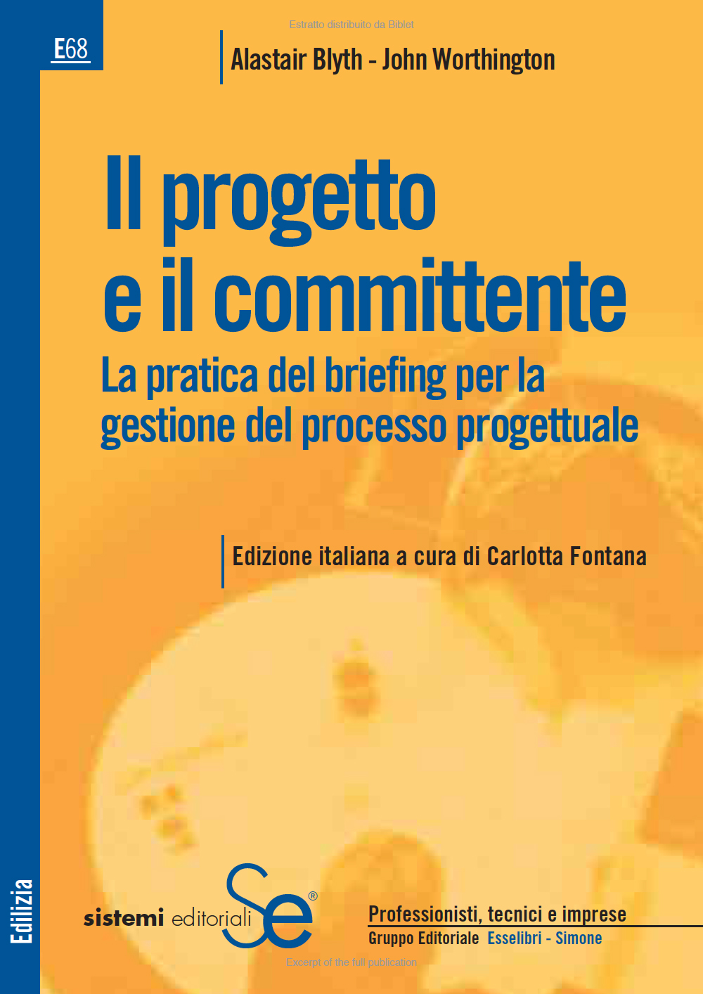 Italian edition of Managing the Brief for Better Design