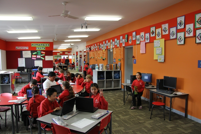 How can the physical learning environment become a lever for better teaching and learning?