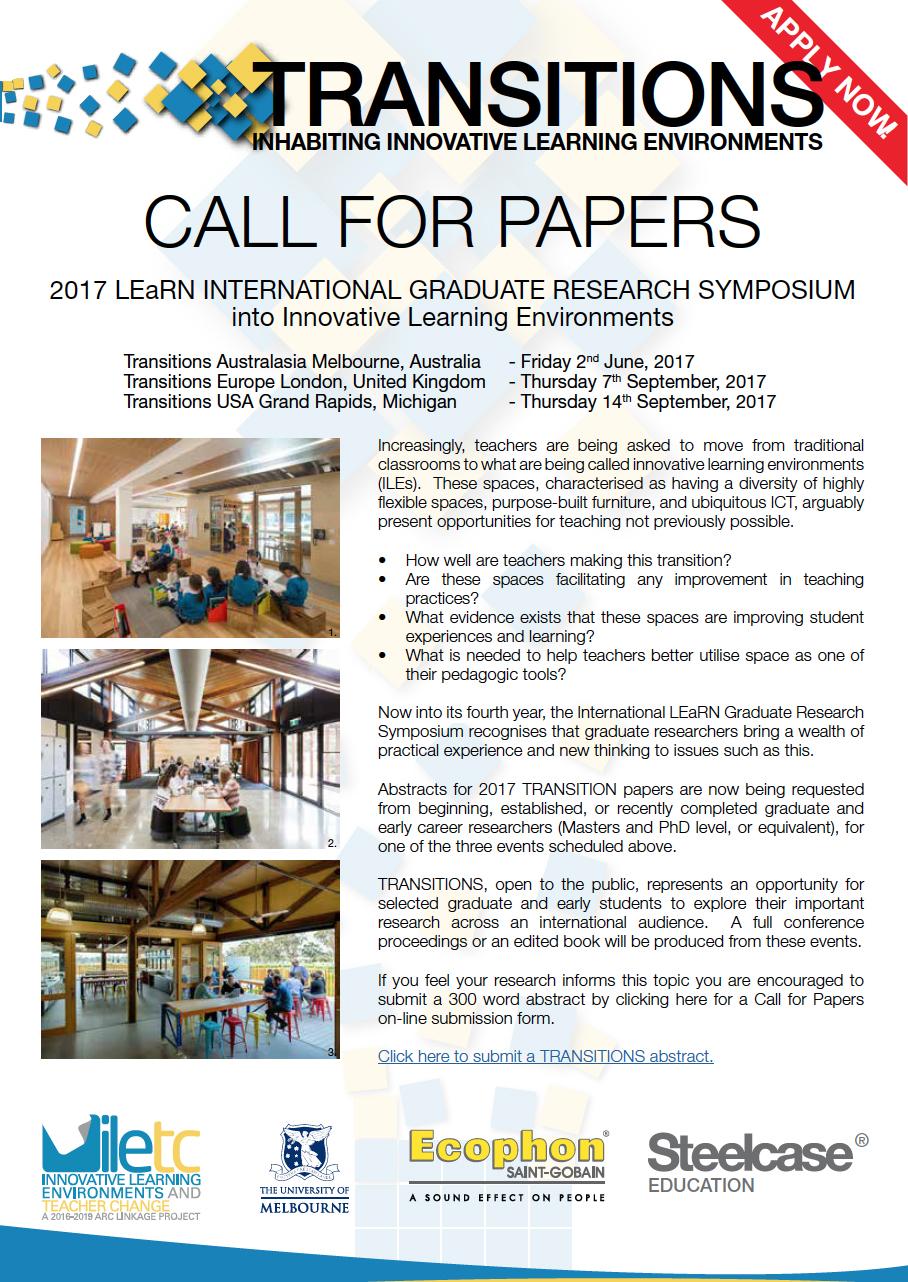 a. ILETC Transitions Symposium